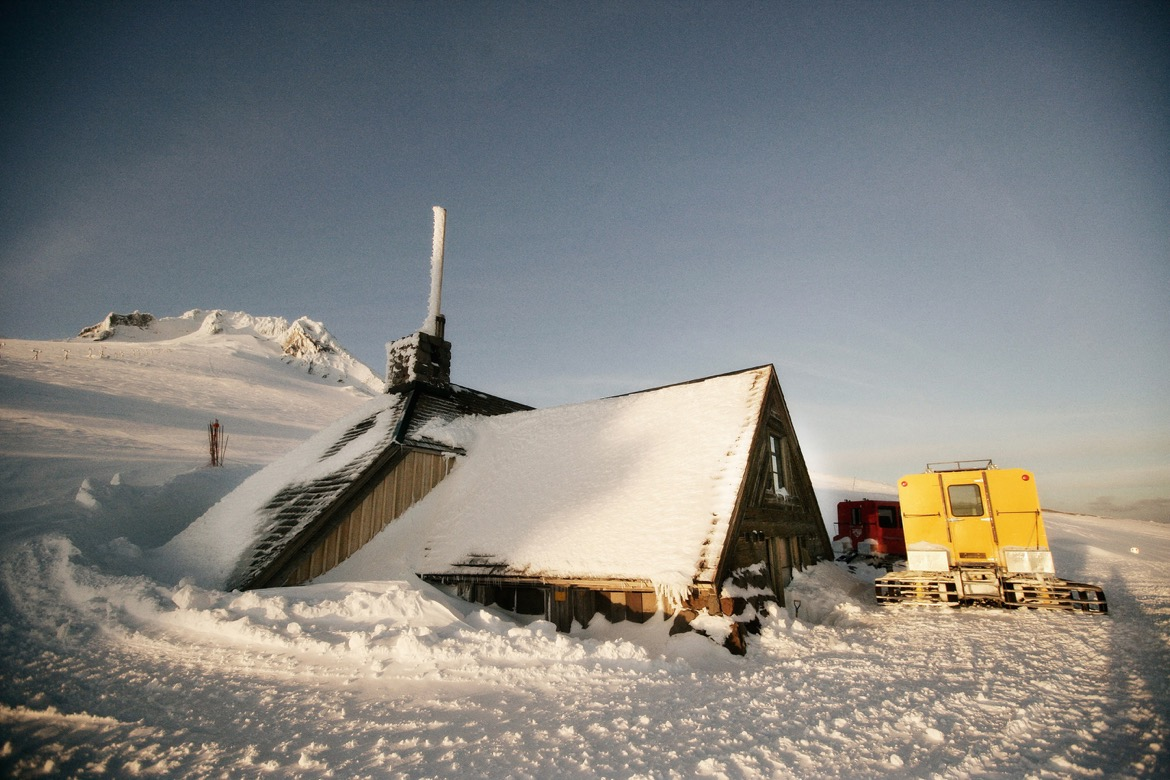 Silcox Hut at Timberline