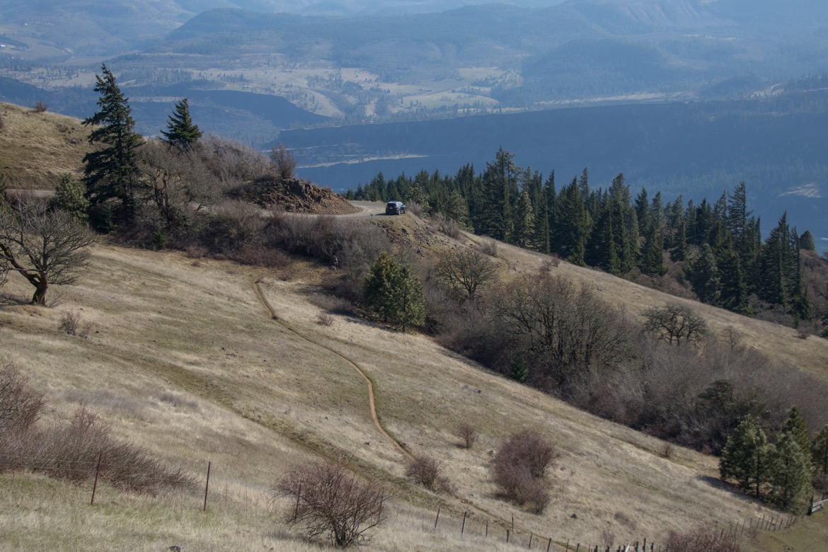 Hospital Hill in Washington state.